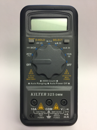 Autoranging Digital Meter Digital Multimeter