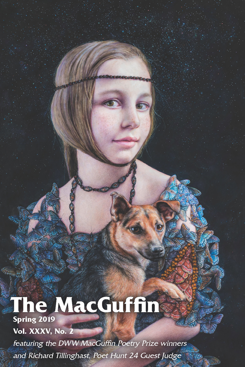 The Macguffin - Vol. 35, No. 2 (Spring 2019) (SKU 1059737839)