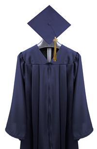 2020 Cap And Gown Package With Tassel