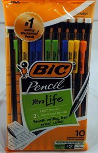 Bic Mechanical Pencils 10Pk 0.7Mm