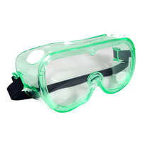 Chem/Bio Safety Goggles