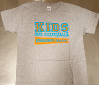 Kids On Campus Tee Youth