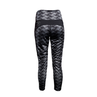 Legging Patterned Poly