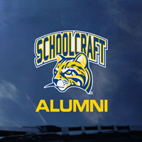 Sc Athletic Over Alumni Decal