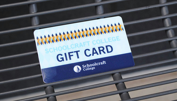 Schoolcraft College Gift Card (SKU 1024559029)